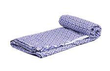Sanganeri Fabric 5 Yards Cotton Voile Hand Block Print Fabric Natural Dyes
