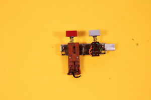 REVOX A77 Reel 4 Tracks Parts Repair SPEAKER / REEL MOTOR Button Control BOARD