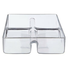 Serving Dish, Glass, 4 Section