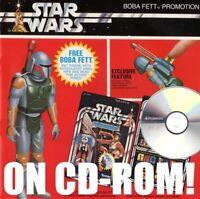 1979 STAR WARS KENNER DEALER TOY CATALOG ON CD-ROM! FIRING BACKPACK BOBA FETT ++