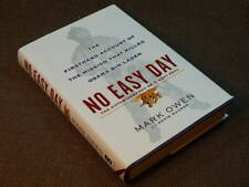 No Easy Day:The Firsthand Acc't of the MissionThat Killed Osama Bin Laden/Signed