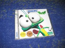 Sega PC Bug ! mit Handbuch Kult Rarität 1995 Jump and Run Klassiker