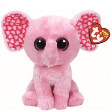 Ty Beanie Babies 37089 Boos azúcar el elefante de San Valentín Boo Buddy