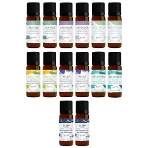 WellbeingMe Essential Oil Multipack | Complete Collection | 100% Pure & Vegan