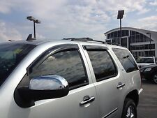 JSP 218088 Chevrolet Tahoe-GMC Yukon Window Deflector 2015-2017 Rain Guard Visor