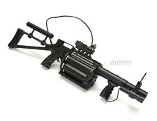1/6 Scale DID MA1006 LAPD SWAT 2.0 ver Smoke Gren. Launcher  Set