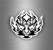Sticker car moto biker bomb jdm decal bumper tuning tiger vinyl tribal  r3