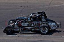 12 X 18 Photograph Print USAC Little 500 Sprint Car racing Dave Steele