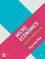 Microeconomics: Equilibrium and Efficiency, New Books
