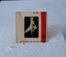 Vintage 1950's Bernard of Hollywood photographic pin-up slides # X 201