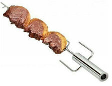 EspetoFlex BBQ - Barbecue Grill Spit Powered Automatic Rotary Skewer Battery AA