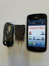 Consumer Cellular Samsung Galaxy Exhilarate SGH-i577 Smartphone Prepaid Phone