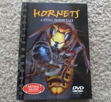 Hornets A Sting in the Tale DVD #24 Natural Killers Predators Close-up