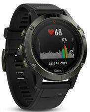 Garmin fēnix 5 47mm Montre GPS - Noir (010-01688-00)