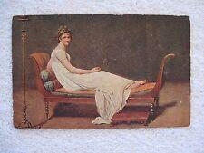 Jacques-Louis David (1748 - 1825) Postcard Les Editions Nomis Paris