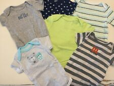 Assorted Sizes Boys Infant Outfits 0-3 And 3 Months