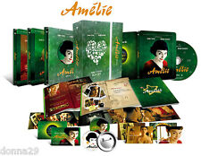 Amelie Paquet de 3 COFFRET BLU-RAY KIMCHIDVD Exclusive 10 steelbook new&seal-300