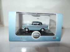 Oxford 76SR005 SR005 1/76 OO Scale Sunbeam Rapier MkIII Powder Corinth Blue