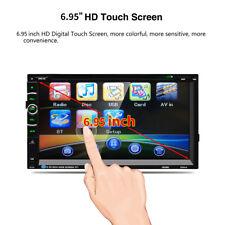 """6,95 """"Navigazione Car 2 DIN Stereo Lettore DVD BT GPS USB SD MP3 FM AUX-IN IPOD"""