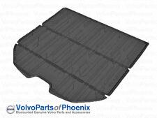 Genuine New Volvo XC60 2010-2017 BLACK Plastic Rear Load Compartment Mat NEW OEM