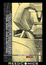 TRANSFORMERS IDW COLLECTION VOLUME 6 HARDCOVER (364 Pages) New Hardback