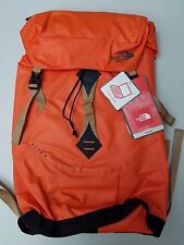 The North Face Base Camp Citers Red Orange TNT Black $125