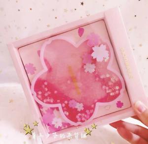 2020 New China Starbucks Romantic Pink Sakura Water Coaster Coffee Cup Mats
