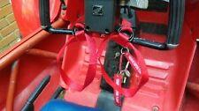 RED HONDA ODYSSEY ATV FL250 FL350 FL 350 PILOT 400 FL400 WRIST RESTRAINT