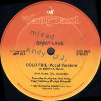 GYPSY LANE - Cold Fire - 1982 Vanguard USA - Spv 62
