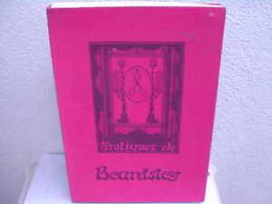 EROTIQUES DE BEARDSLEY 44 prints in its case #194