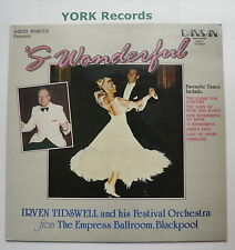 IRVEN TIDSWELL - S'Wonderful - Excellent Condition LP Record Dansan DS 075