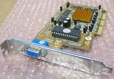 Scheda 32 MB AGP tarjeta de video y gráficos - 3D, SIS 305-32 AGP
