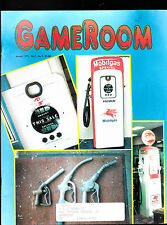 GameRoom Magazine Mobilgas Pump Bally MPU Pinball January 1995