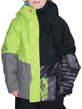 QUIKSILVER Youth QUARTER Snow Jacket - LIM - XXL - NWT - Reg $240