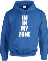 In My Zone, Chris Brown inspired Printed Hoodie