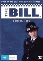 THE BILL - SERIES 2 - 1985-1986 (3 DVD - LIMITED EDITION) BRAND NEW!!! SEALED!!!
