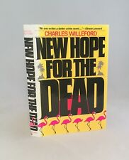 New Hope For The Dead-Charles Willeford-TRUE First Edition/1st Printing!!-RARE!!