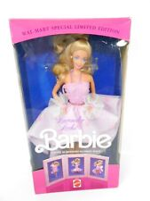 New 1989 LIMITED EDITION Lavender Looks BARBIE by Mattel 3963 NRFB Vintage