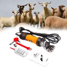 380W Electric Farm Supplies Animal Grooming Shearing Clipper Sheep Goat Shears