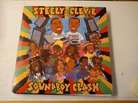 Steely & Clevie Present Soundboy Clash - Various Artists - Vinyl LP 1991