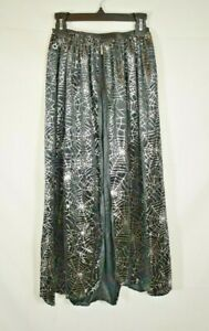 Claire's Halloween - Black and Silver Spiderweb Cape - One Size (New)