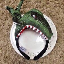 Universal Studio Jurassic Park Dinosaur Headband Cosplay Plush Toy Hallowmas