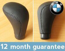 Faux Leather Gear Knob BMW 5 Series 6 7 8 X1 X3 X5 X6 Z3 Z3M Z4 Z8