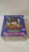 Cardz 1995 Hyborian Gates Collectible Trading Card Game Starter Box