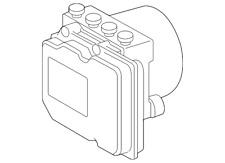 Genuine Toyota Abs Modulator Valve 44050-06131