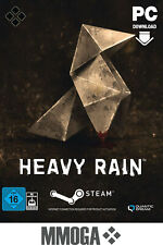 Heavy Rain - Einzelspieler - Steam PC Action Game Download Code USK 16 [DE/EU]