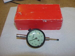"""Mahr Federal 2851N .001"""" Dial Indicator Miracle Mesh Full Jeweled No Etchings"""