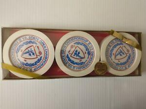 1976 Fredericksburg Country Club Drink Coasters. Brand New