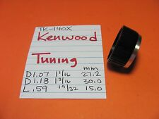 KENWOOD TK-140X RECEIVER TUNING KNOB