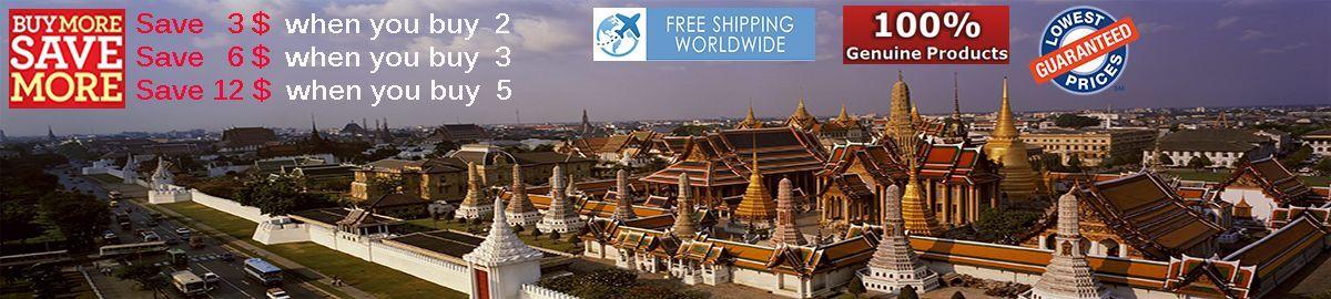 Thailand Original Made to Worldwide
